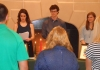 Tri-Beta Inducts New Members Dedicated to the Promotion Of Science