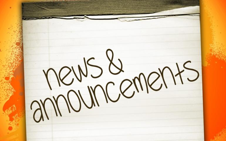 How do You Become an SNU News Announcer?