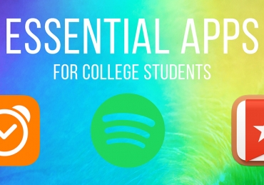 Essential Apps for College Students
