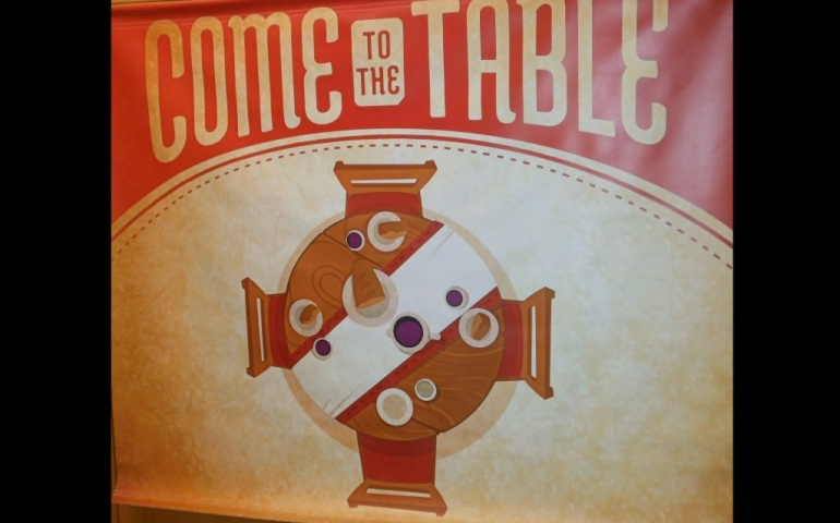 Spiritual Development Invites You to the Table