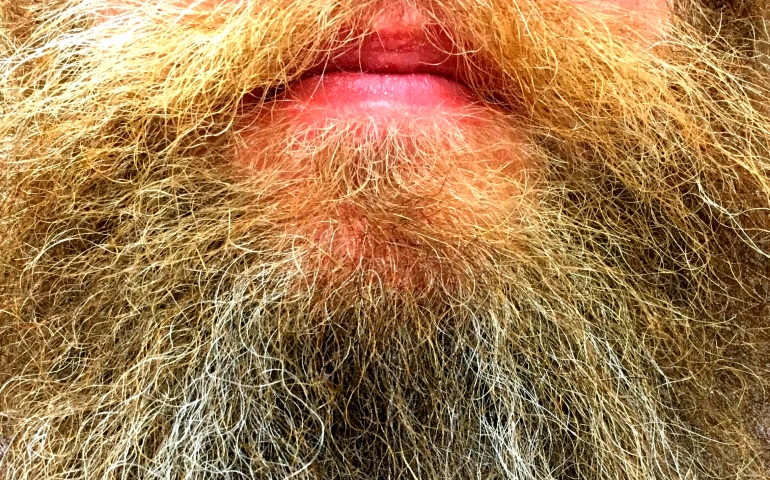 Growing to Glory: No Shave November
