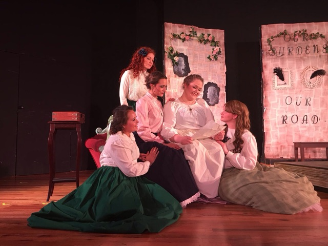 "School of Music Performs ""Little Women"" This Weekend"