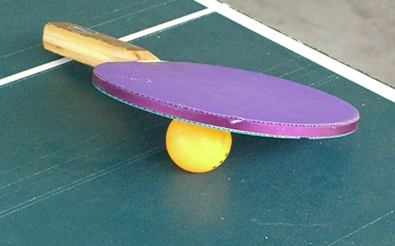 Ping Pong Fun Comes To SNU
