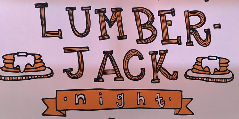 Lumberjack Night