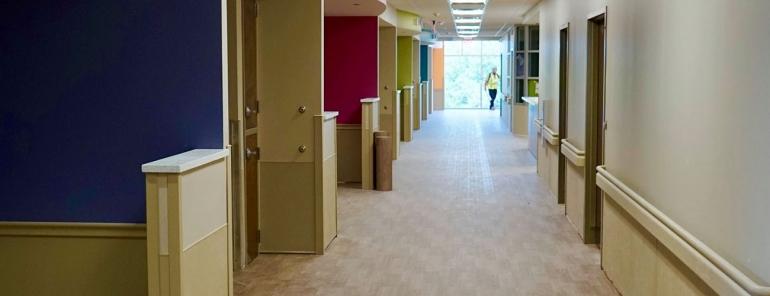 The Children's Center Rehabilitation Hospital's New Bed Tower Dedication