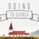 Going to Church poster