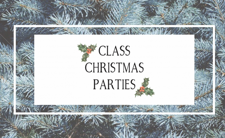 Classy Christmas: The When, Where, and Why You should Go to Class Christmas Parties