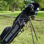 Southern Nazarene University golf bag