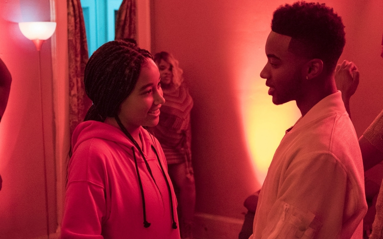 """The Hate U Give"": A Review"
