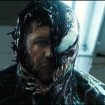 Venom taking over Eddie