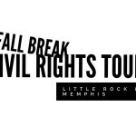 Logo for Civil Rights Bus Tour