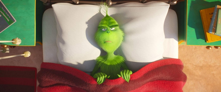 "The Animated ""Grinch"" in Review"