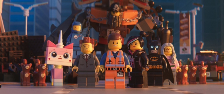 """Everything is Not Awesome, and That's Okay: """"The Lego Movie 2"""""""