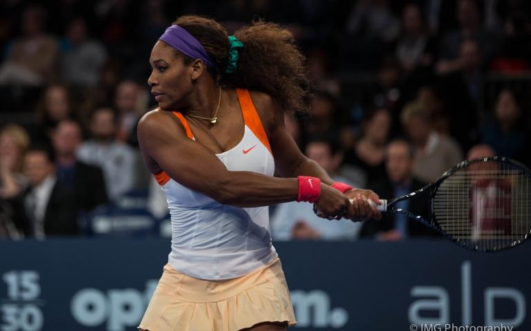 """Serena Williams' """"Dream Crazier"""" Nike Ad"""
