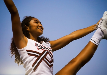 Pom and Cheer Beyond the Sidelines