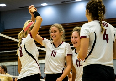 SNU Volleyball: SNU-OBU Invitational