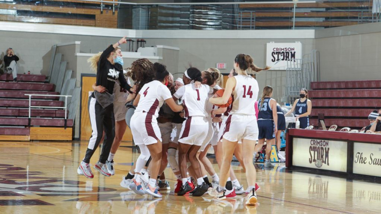 SNU Women's Basketball Team's 7 Game Winning Streak Comes to an End